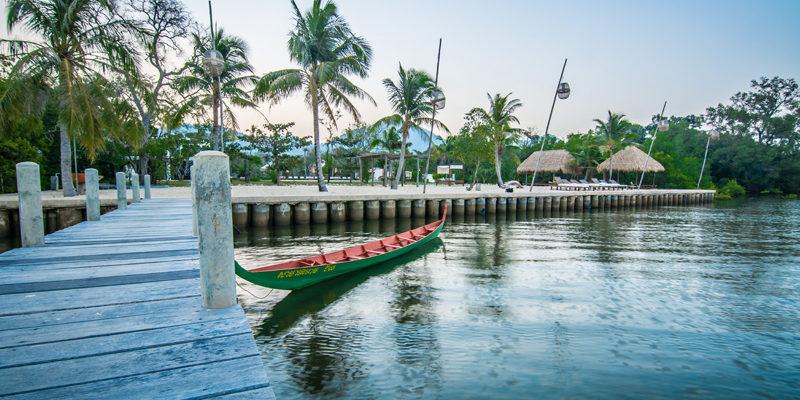 Fishing Boat in Kep