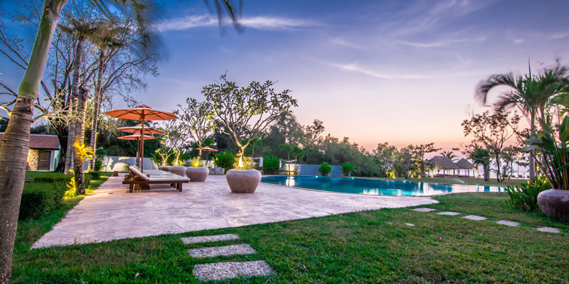 Private Pool in Kep