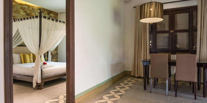 Separate Guestroom in Family Villa in Kep