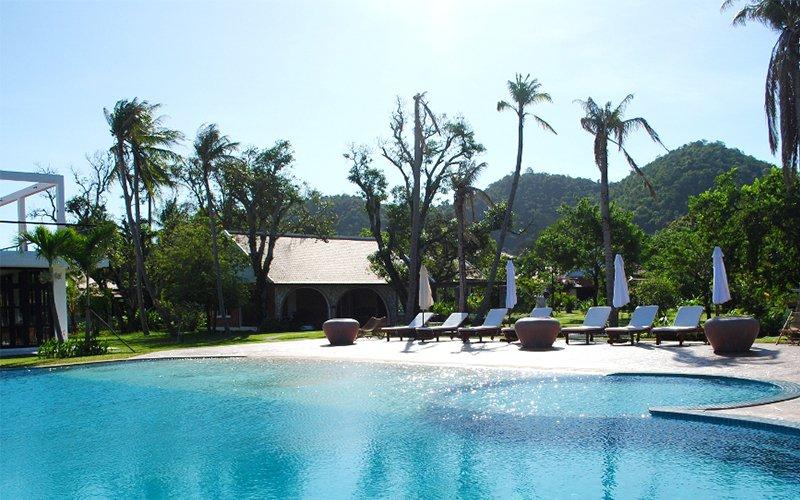 Concept Water Quality Samanea Beach Resort Kep