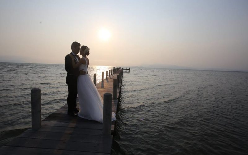 Wedding Prewedding shoot Event Celebration Samanea Beach Resort Kep Cambodia Gallery