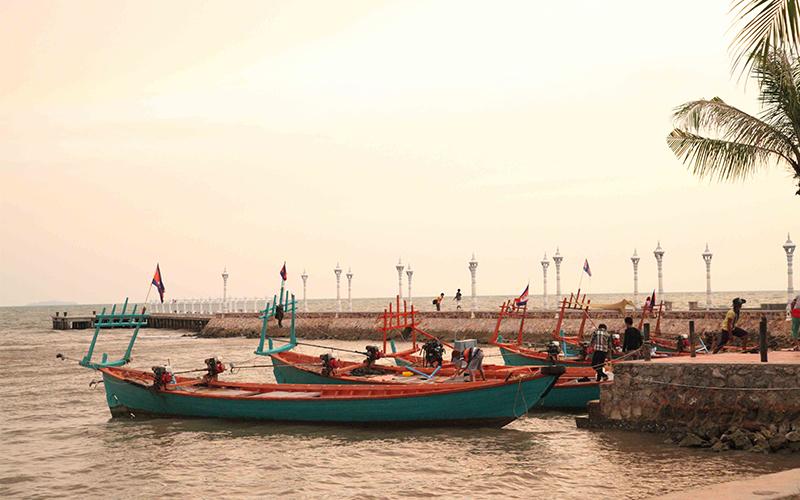 Fishermen Discover Kep Samanea Beach Resort