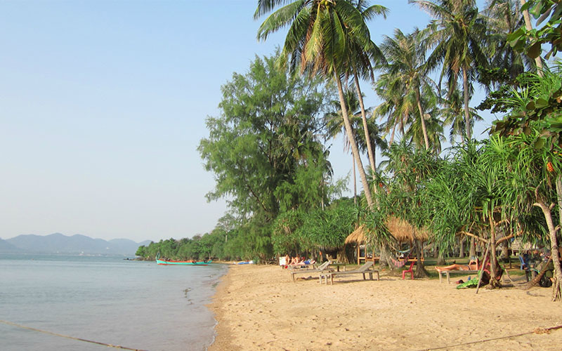 Rabbit Island Koh Tonsay Discover Kep Samanea Beach Resort