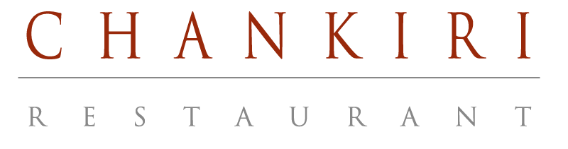 Chankiri Restaurant Website