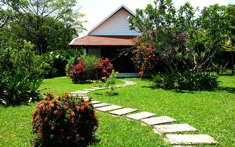 Private Villas surrounded by Green in Kep Gallery