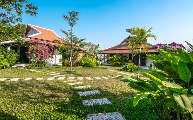 Villas surrounded by Green in Kep Gallery