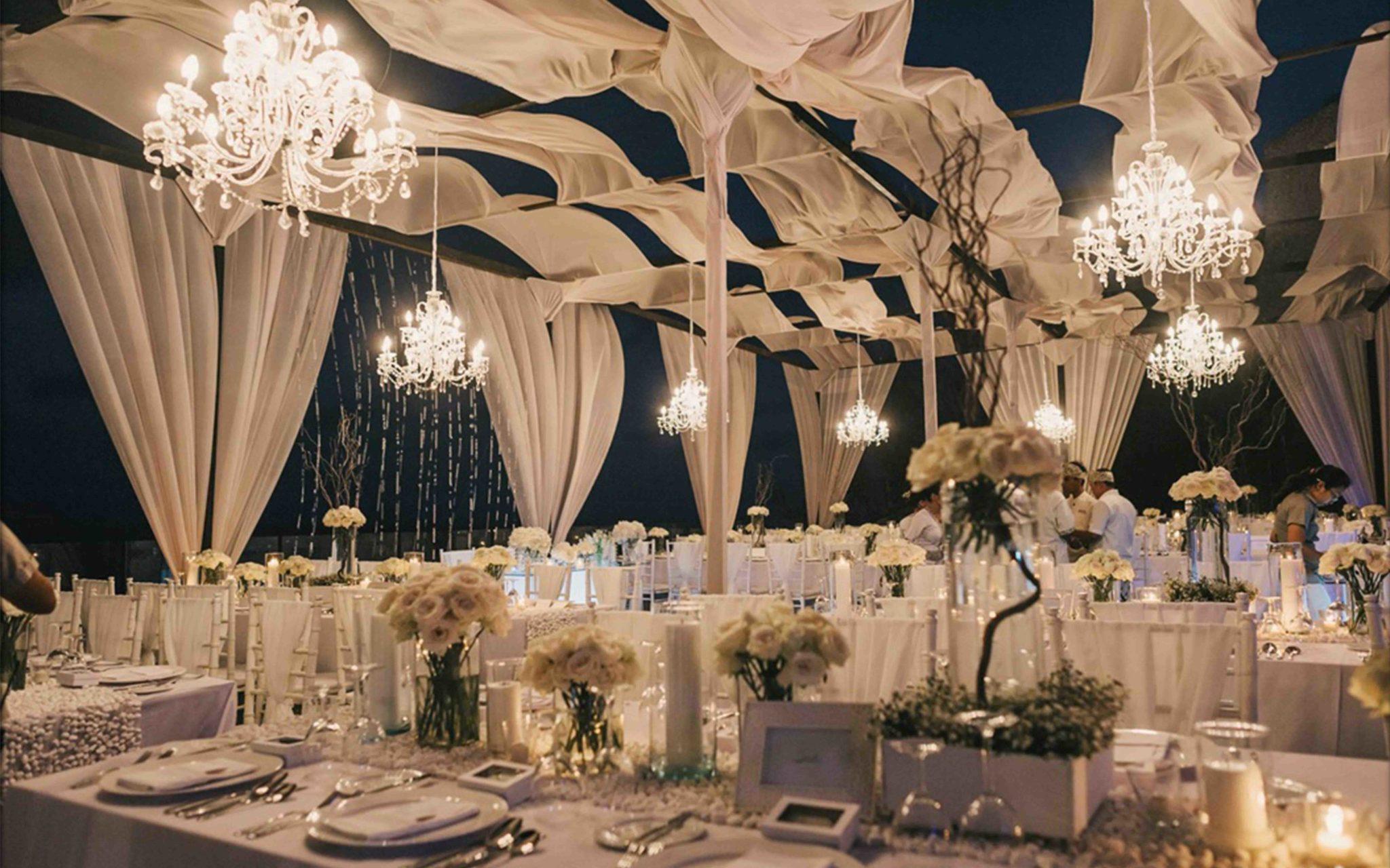 celebration and wedding events